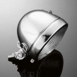 Highway-Hawk přídavné moto světlo  BATES, d=115mm, chrom (1ks)
