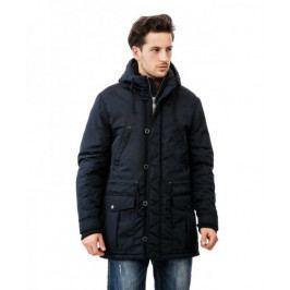 Timeout pánský kabát M tmavě modrá