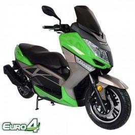 CLS MOTORCYCLE Skútr CLS MAX 125i EFI zelený