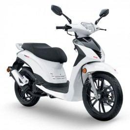 CLS MOTORCYCLE Skútr TREVIS 125 ccm bílý