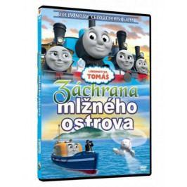 Lokomotiva Tomáš: Záchrana mlžného ostrova   - DVD