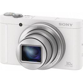 Sony CyberShot DSC-WX500 White (DSCWX500W.CE3) - II. jakost