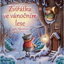 Seniorová Suzy: Zvířátka ve vánočním lese