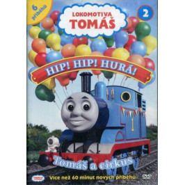 Lokomotiva Tomáš - Hip! Hip! Hurá!   - DVD