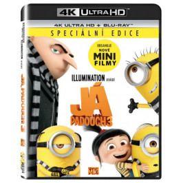 Já, padouch 3  (2 disky) - Blu-ray + 4K ULTRA HD