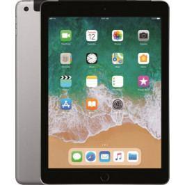 Apple iPad Wi-Fi + Cellular 128GB, Space Grey 2018 (MR722FD/A)