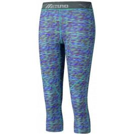 Produkt Mizuno Impulse 3/4 Printed Tight Multi Prt/Blue Atoll S Produkty
