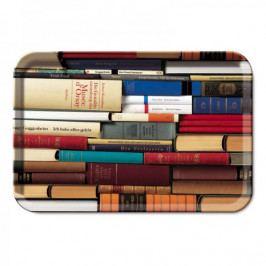 Podnos melaminový Books, 44x29 cm