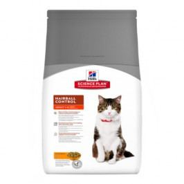 Hill's Feline Adult Hairball Control Chicken 5 kg