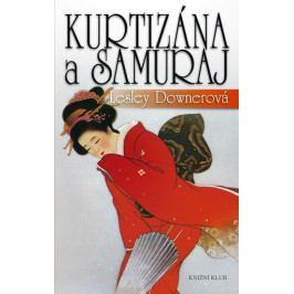 Downerová Lesley: Kurtizána a samuraj