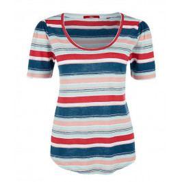 s.Oliver dámské tričko 34 vícebarevná