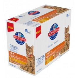Hill's Feline Adult Chicken & Turkey 12 x 85 g