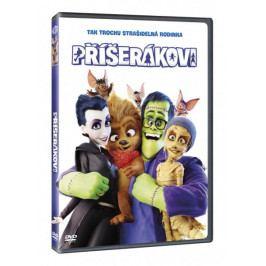 Příšerákovi   - DVD