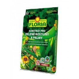 Produkt AGRO CS FLORIA Substrát pro zelené rostliny a palmy 10 L Produkty