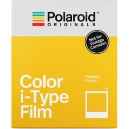 POLAROID Originals i-Type 8 ks Colour - II. jakost