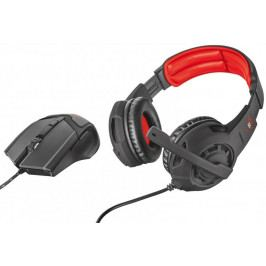 Trust set GXT 784 Gaming Headset & Mouse (21472)