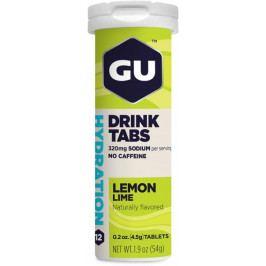 GU Hydration Drink Tabs (12 tablet/tuba) Citron/Limeta