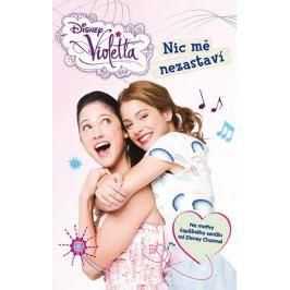 Produkt Disney Walt: Violetta - Nic mě nezastaví Beletrie nad 10 let