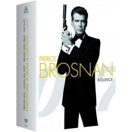 JAMES BOND Pierce Brosnan - kolekce   - DVD