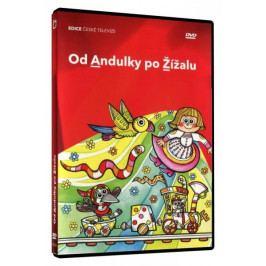Od Andulky po Žížalu    - DVD