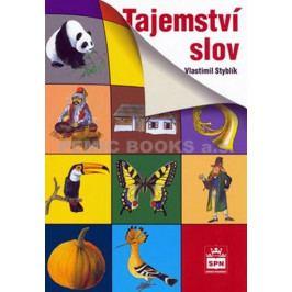 Produkt Styblík a kolektiv Vlastimil: Tajemství slov Slovníky a učebnice