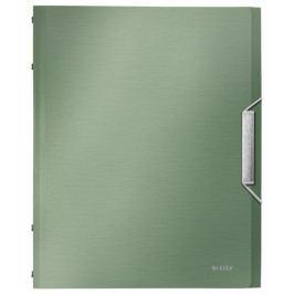 Produkt Rozdružovací kniha Leitz Style 12ti dílná celadonově zelená Třídicí a podpisové knihy