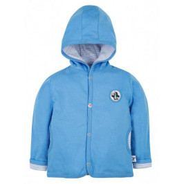 G-mini chlapecký kabátek Krtek a kalhotky 56 modrá