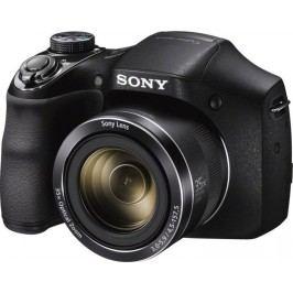 Sony CyberShot DSC-H300 - II. jakost