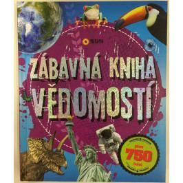 Produkt Zábavná kniha vědomostí Naučná literatura do 10 let