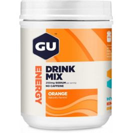 GU Energy Drink Mix (dóza 849 g/30 dávek) Pomeranč