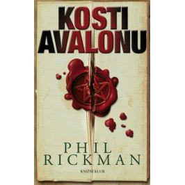 Produkt Rickman Phil: Kosti Avalonu Historické knihy romány