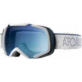 Atomic Revel S Ml, bílá/modrá - II. jakost
