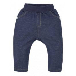 G-mini Chlapecké kalhoty Plus - modré, 56 cm