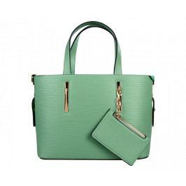 Produkt Lecharme Dámská kabelka 10008568 Green Tašky a kabelky dámské