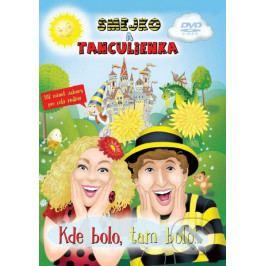 Smejko a Tanculienka: Kde bolo, tam bolo...   - DVD