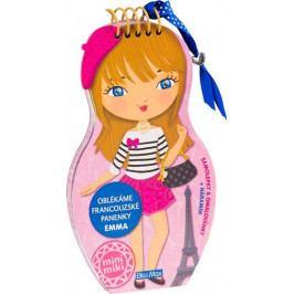 Camel Julie: Oblékáme francouzské panenky - Emma