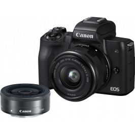 Canon EOS M50 + 15-45 + 22 (2680C032)