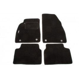 MAMMOOTH Koberce textilní, Opel Insignia od r. 2008, černé, sada 4 ks