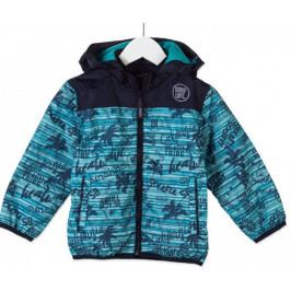 Losan chlapecká bunda 92 modrá