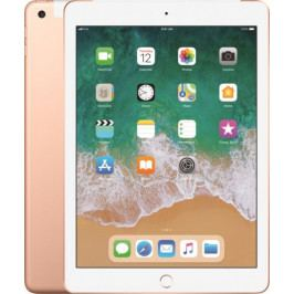 Apple iPad Wi-Fi + Cellular 128GB, Gold 2018 (MRM22FD/A)