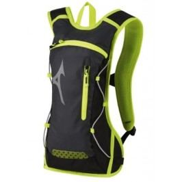 Mizuno Running Backpack Dark Grey/Lime