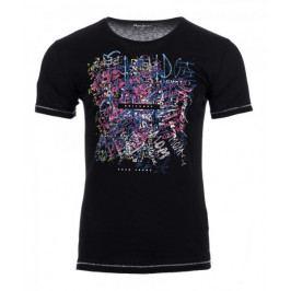 Pepe Jeans pánské tričko Turnham M černá