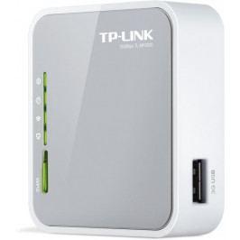 TP-Link TL-MR3020 Bezdrátový 3G router - II. jakost