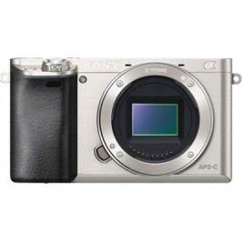 Sony Alpha 6000 Body (ILCE6000.CEC) Silver - II. jakost