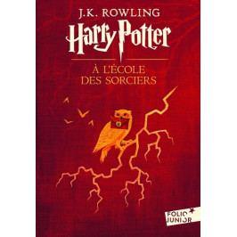 Rowlingová Joanne Kathleen: Harry Potter 1: Harry Potter a l´école des sorciers