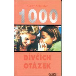 Produkt Schusterová Gaby: 1000 dívčích otázek Naučná literatura nad 10 let