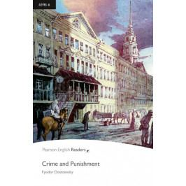 Dostojevskij Fjodor Michajlovič: Level 6: Crime and Punishment Book and MP3 Pack