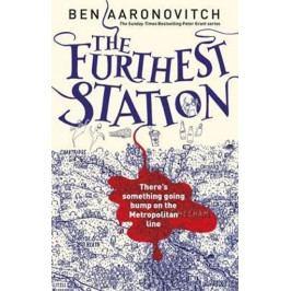 Produkt Aaronovitch Ben: The Furthest Station : A PC Grant Novella Světová současná