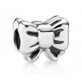 Pandora Stříbrný korálek Mašlička 791204 stříbro 925/1000