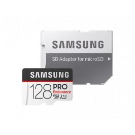 Samsung micro SDHC 128GB PRO Endurance + SD adaptér (MB-MJ128GA/EU)